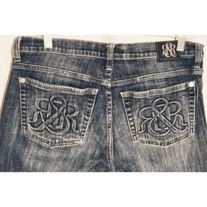 🎠 Awesome Rock and Republic Blue Jeans